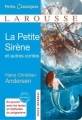 Couverture La petite sirène et autres contes Editions Larousse (Petits classiques) 2012