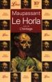 Couverture Le Horla et autres récits Editions Librio 1999