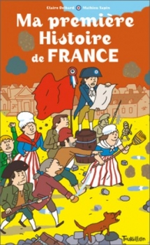 Couverture Ma première Histoire de France