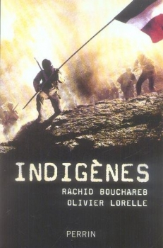 Couverture Indigènes