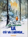 Couverture XIII, tome 02 : Là où va l'Indien Editions Dargaud 2002
