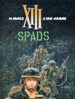 Couverture XIII, tome 04 : Spads