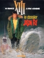 Couverture XIII, tome 06 : Le Dossier Jason Fly Editions Dargaud 2002