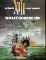 Couverture XIII, tome 08 : Treize contre Un Editions Dargaud 2000
