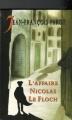 Couverture L'Affaire Nicolas Le Floch Editions Le Grand Livre du Mois 2003