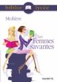 Couverture Les Femmes savantes Editions Hachette (Biblio lycée) 2005