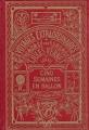 Couverture Cinq semaines en ballon Editions Hachette 1968