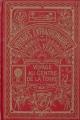 Couverture Voyage au centre de la terre Editions Hachette 1968