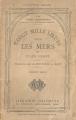 Couverture 20 000 lieues sous les mers / Vingt mille lieues sous les mers, tome 1 Editions Hachette (Hetzel) 1922