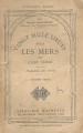 Couverture 20 000 lieues sous les mers / Vingt mille lieues sous les mers, tome 2 Editions Hachette (Hetzel) 1922