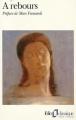 Couverture À rebours Editions Folio  (Classique) 1995