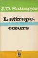 Couverture L'attrape-coeurs Editions Le Livre de Poche 1953