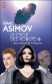 Couverture Le cycle des robots, tome 6 : Les robots et l'empire Editions J'ai Lu (Science-fiction) 2010
