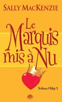 Couverture Noblesse oblige, tome 2 : Le marquis mis à nu