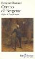 Couverture Cyrano de Bergerac Editions Folio  (Classique) 1997