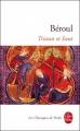 Couverture Tristan et Iseut, extrait Editions Le Livre de Poche (Les Classiques de Poche) 2000