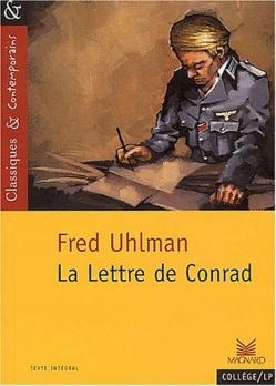 Couverture La lettre de Conrad