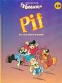 Couverture Pif, tome 4 : Une histoire de famille Editions Frédérique  1996