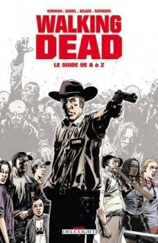 Couverture Walking Dead : Le guide de A à Z