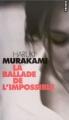 Couverture La ballade de l'impossible Editions Points 2003