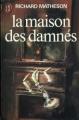Couverture La maison des damnés Editions J'ai Lu 1978