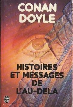 Couverture Histoires et messages de l'au-delà