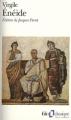 Couverture L'énéide Editions Folio  (Classique) 1995