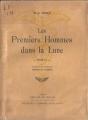 Couverture Les premiers hommes dans la lune Editions Mercure de France (Libertés françaises) 1937