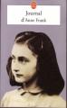 Couverture Le journal d'Anne Frank Editions Le Livre de Poche 2002