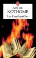 Couverture Les combustibles Editions Le livre de poche 2002