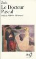 Couverture Le Docteur Pascal Editions Folio  1993