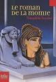Couverture Le roman de la momie Editions Folio  (Junior) 2011
