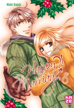 Couverture Happy Marriage!?, tome 08