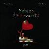 Couverture Sables émouvants Editions Milan (Jeunesse) 2007