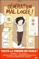 Couverture Génération mal logée !, tome 1 Editions 12 Bis 2012