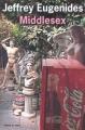 Couverture Middlesex Editions de l'Olivier 2003