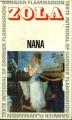 Couverture Nana Editions Garnier Flammarion 1968