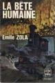 Couverture La Bête humaine Editions Le Livre de Poche 1963