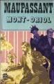 Couverture Mont-Oriol Editions Le Livre de Poche 1971