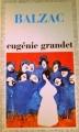 Couverture Eugénie Grandet Editions Garnier Flammarion 1964