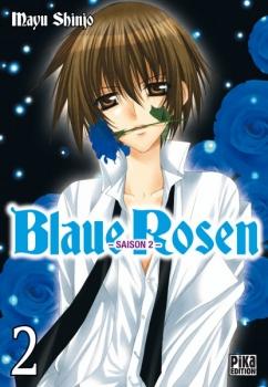 Couverture Blaue Rosen, saison 2, tome 2