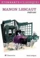 Couverture Histoire du chevalier Des Grieux et de Manon Lescaut / Manon Lescaut Editions Flammarion (GF - Etonnants classiques) 2007