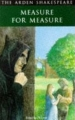 Couverture Mesure pour mesure Editions Bloomsbury (Arden Shakespeare) 2008