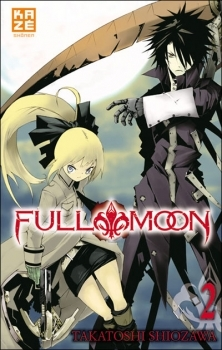 Couverture Full Moon, tome 2