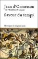 Couverture Saveur du temps Editions Le Grand Livre du Mois 2009