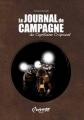 Couverture Le Journal de campagne du Capitaine Crapaud, tome 1 Editions Andrasta 2010