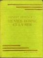 Couverture Le Vieil Homme et la mer Editions Hachette (Bibliothèque verte) 1952