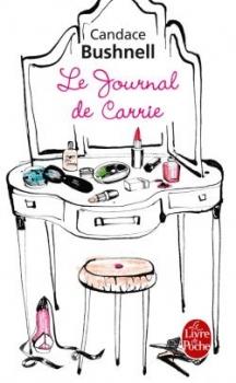 Couverture Le Journal de Carrie, tome 1