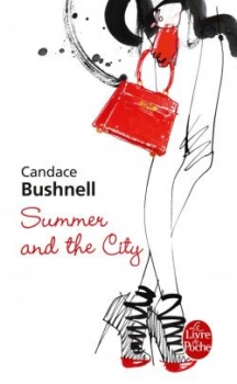 Couverture Le Journal de Carrie, tome 2 : Summer and the City