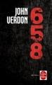 Couverture 658 Editions Le Livre de Poche (Thriller) 2012